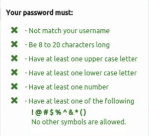 Passwords are fundamentally flawed